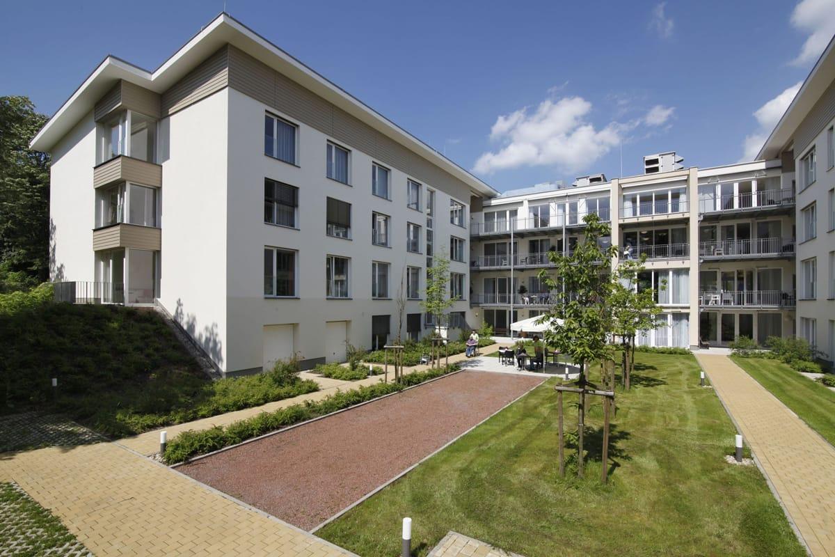 Dagobert Portfolio Pflegeheime in Deutschland